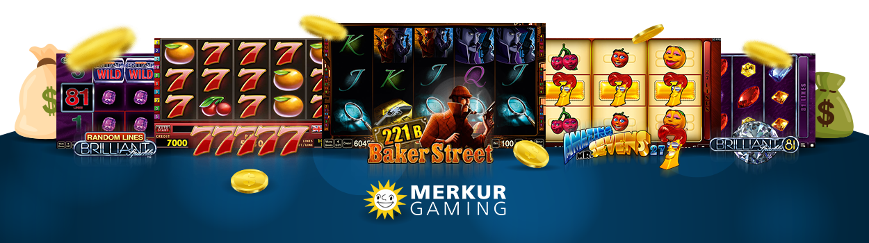 Merkur Casinos Banner